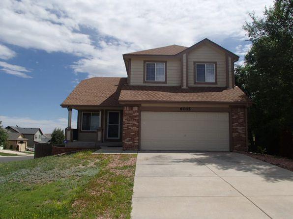 6045 Hombre Ct, Colorado Springs, CO