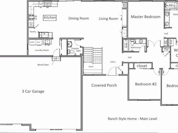 Open Floor Plan Hudson Real Estate Hudson Co Homes For