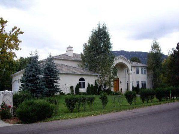 31 Pourtales Rd, Colorado Springs, CO