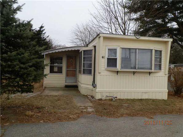 6101 Post Rd TRLR 41, North Kingstown, RI