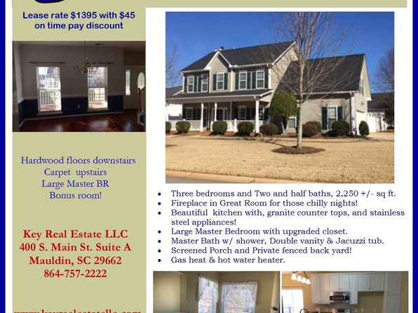 2 Coltsfoot Ct, Simpsonville, SC