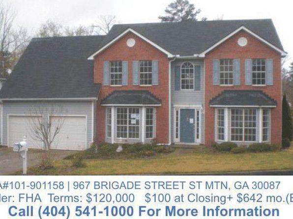 967 Brigade St, Stone Mountain, GA