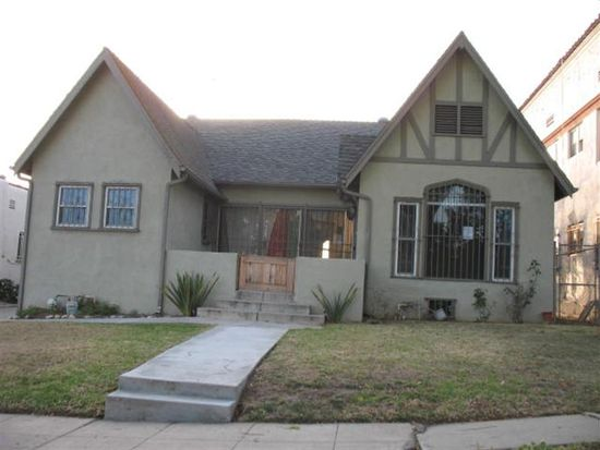 1307 S Cloverdale Ave, Los Angeles, CA 90019