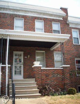 3102 Pelham Ave, Baltimore, MD 21213