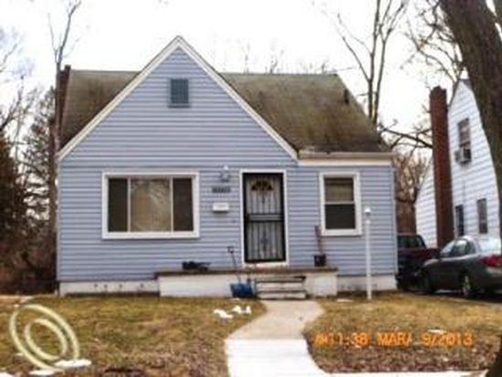 15750 Bentler St, Detroit, MI 48223