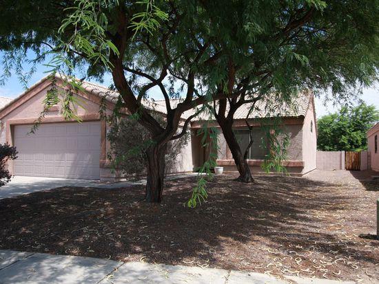 10135 E Paseo De Anja, Tucson, AZ 85747