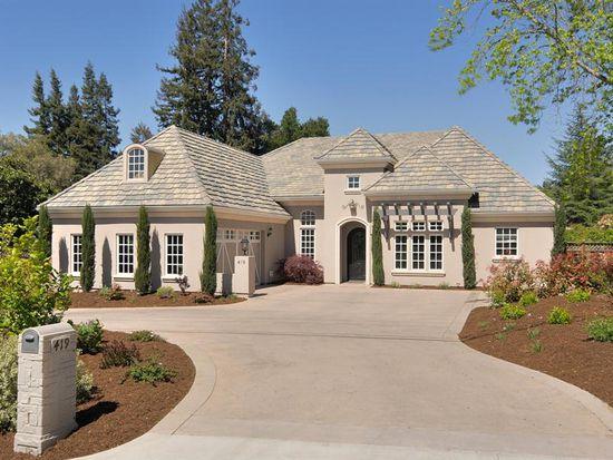 419 Valley View Dr, Los Altos, CA 94024