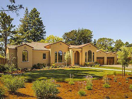 425 Barbara Way, Hillsborough, CA 94010
