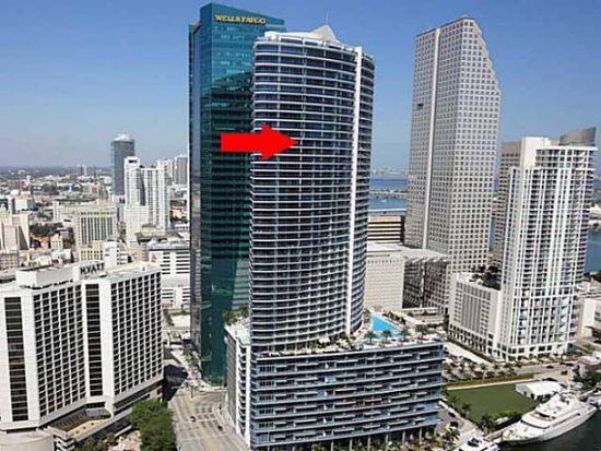 200 Biscayne Boulevard Way APT 4306, Miami, FL 33131