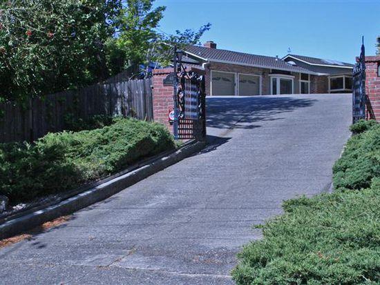 60 Glenaire Dr, San Rafael, CA 94901