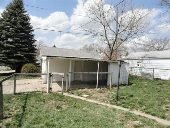 2002 N Bosart Ave, Indianapolis, IN 46218