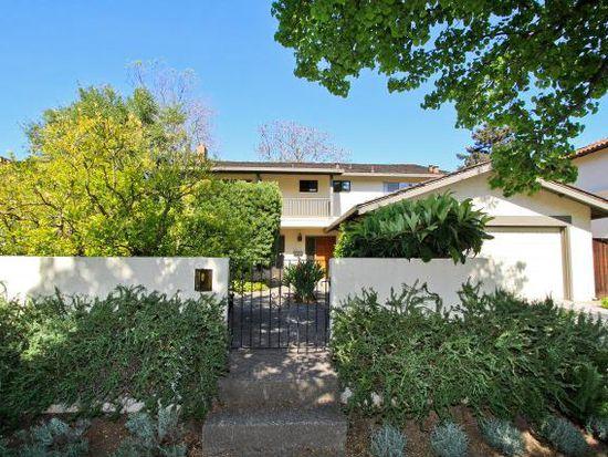 1521 Portola Ave, Palo Alto, CA 94306