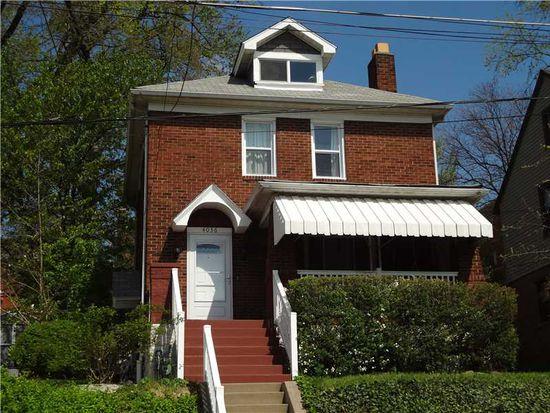 4036 Cloverlea St, Pittsburgh, PA 15227