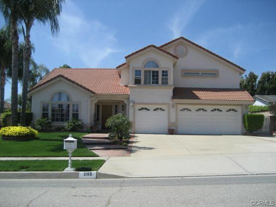 2115 Wentworth Way, Upland, CA 91784