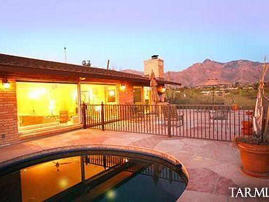 830 E Camino De Los Padres, Tucson, AZ 85718