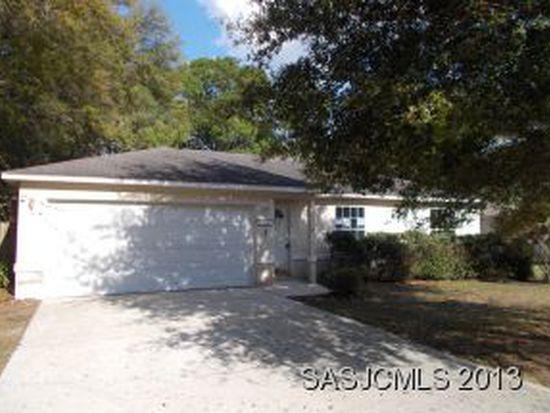 1326 Roosevelt Dr, Saint Augustine, FL 32084