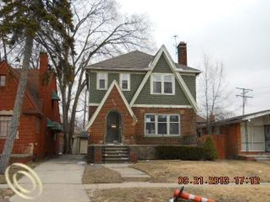 18912 Prairie St, Detroit, MI 48221