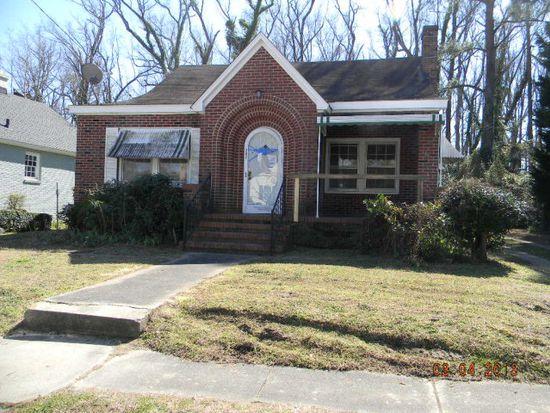 302 Glenwood Ave, Kinston, NC 28501