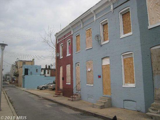 617 N Bradford St, Baltimore, MD 21205