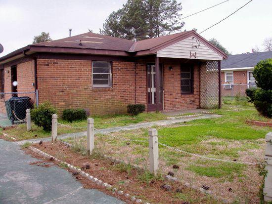 215 Renfrow St, Rocky Mount, NC 27803