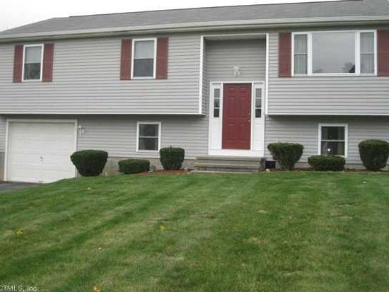 168 Dara Dr, Colchester, CT 06415