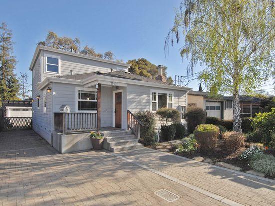 1919 Howard Ave, San Carlos, CA 94070