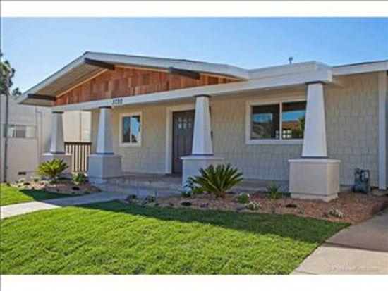 3720 Crane Pl, San Diego, CA 92103