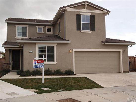 1413 Jones Ct, Fairfield, CA 94533