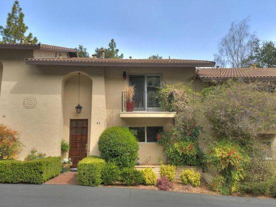 18400 Overlook Rd UNIT 45, Los Gatos, CA 95030