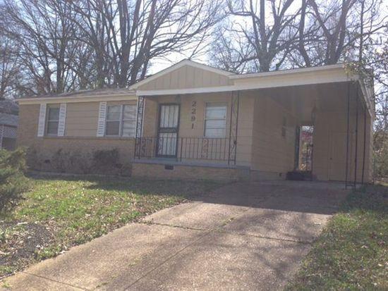 2291 Nunnelee Ave, Memphis, TN 38127