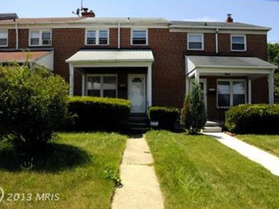 516 Queensgate Rd, Baltimore, MD 21229