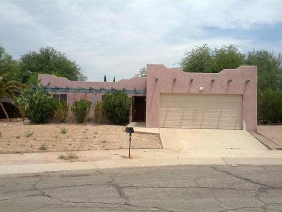 3880 W Wild Horse Pl, Tucson, AZ 85741