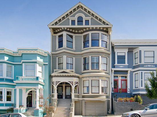 136 Belvedere St, San Francisco, CA 94117