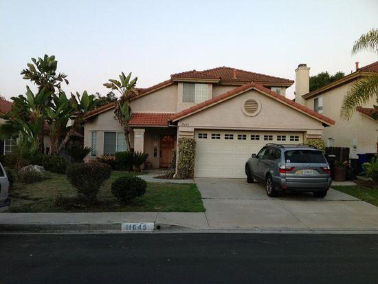 11645 Thomas Hayes Ln, San Diego, CA 92126