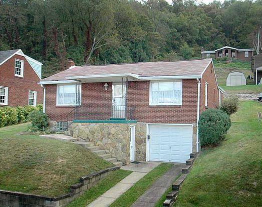 189 E Gilmore Ave, Trafford, PA 15085