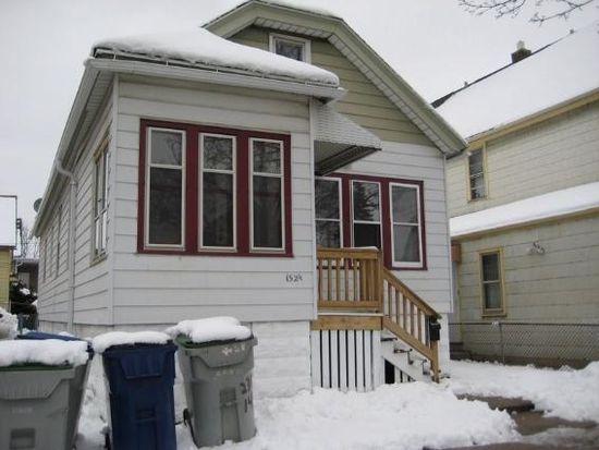 1524 W Becher St, Milwaukee, WI 53215
