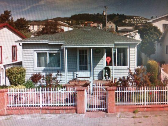638 Railroad Ave, South San Francisco, CA 94080