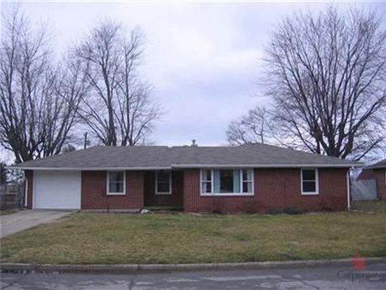 2509 Dover St, Anderson, IN 46013