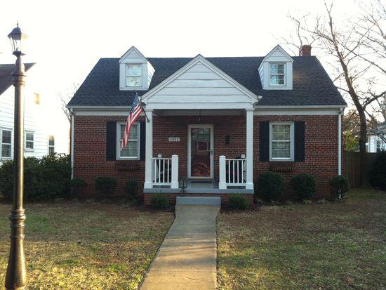 1911 Elmsmere Ave, Richmond, VA 23227