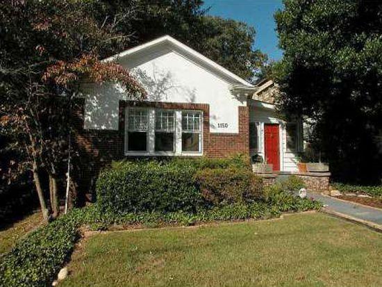 1150 Rosedale Dr NE, Atlanta, GA 30306