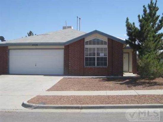 4520 Loma Colorada Ct, El Paso, TX 79934