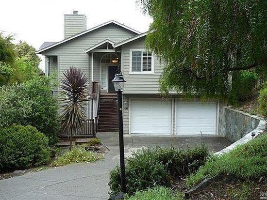 46 Montecito Rd, San Rafael, CA 94901