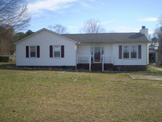 3881 Hunter Hill Rd, Rocky Mount, NC 27804