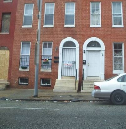 36 S Fulton Ave, Baltimore, MD 21223