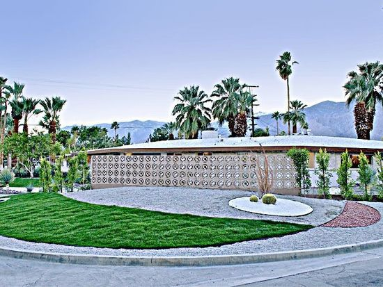495 N Burton Way, Palm Springs, CA 92262