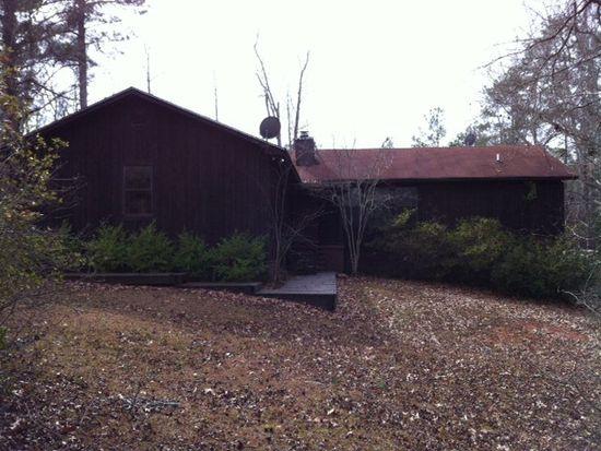 167 Pebble Hill Rd SE, Milledgeville, GA 31061