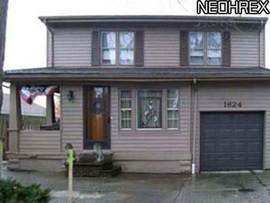 1624 Woodhurst Ave, Cleveland, OH 44124
