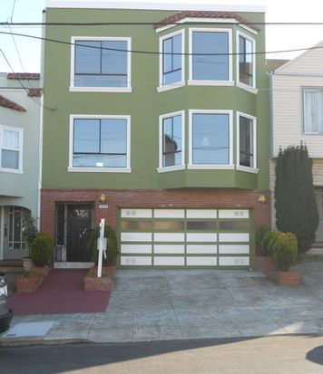 1836 18th Ave, San Francisco, CA 94122