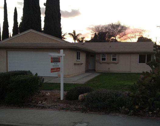 9720 Halberns Blvd, Santee, CA 92071