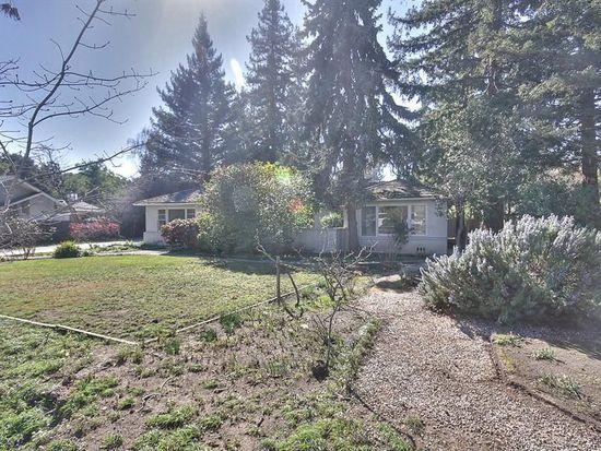 755 Oak Knoll Ln, Menlo Park, CA 94025